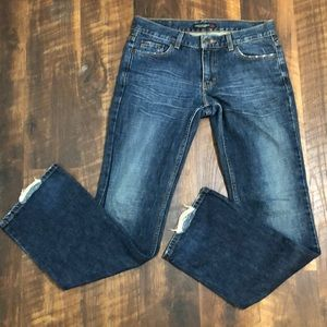 American Eagle 100% cotton straight jeans 4